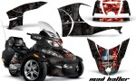 CAN AM SPYDER RT S AMR Graphic Kit MH R K CK 150x90 - Can-Am Spyder RTS 2010-2013 Graphics