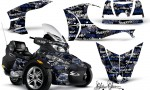 CAN AM SPYDER RT S AMR Graphic Kit SH U K CK 150x90 - Can-Am Spyder RTS 2010-2013 Graphics
