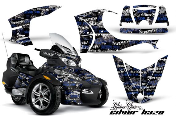 CAN AM SPYDER RT S AMR Graphic Kit SH U K CK 570x376 - Can-Am Spyder RTS 2010-2013 Graphics