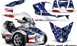 CAN AM SPYDER RT S AMR Graphic Kit SS CK 150x90 - Can-Am Spyder RTS 2010-2013 Graphics