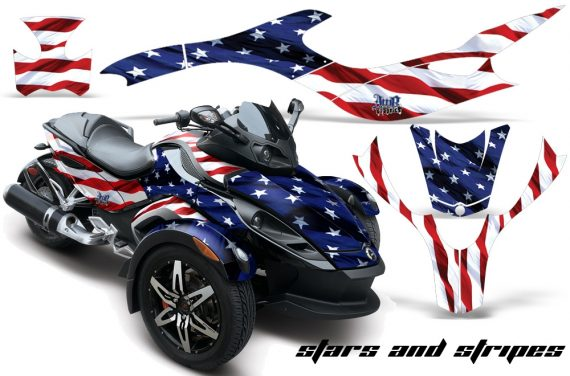 CAN AM SPYDER S S 570x376 - Can-Am Spyder RS GS Graphics