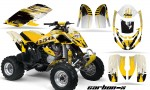 Can Am Bombardier DS650 AMR Graphics CX Yellow 150x90 - Can-Am DS650 Graphics