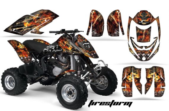 Can Am Bombardier DS650 AMR Graphics Fr Storm BLK 570x376 - Can-Am DS650 Graphics