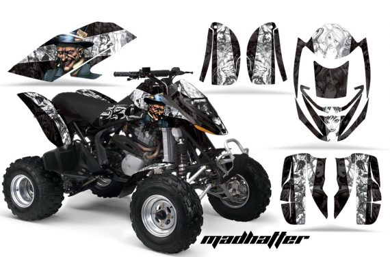 Can Am Bombardier DS650 AMR Graphics MD HATTER BLK WHI STRI 570x376 - Can-Am DS650 Graphics