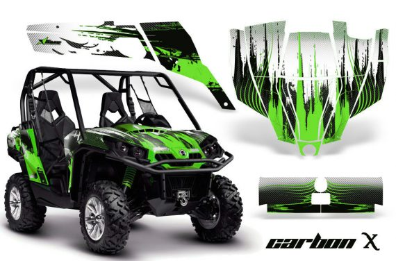 Can-Am-Commander-AMR-Graphic-Kit-CX-Lime