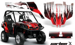 Can Am Commander AMR Graphic Kit CX R 150x90 - Can-Am BRP Commander 800-1000 Graphics