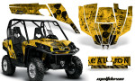 Can Am Commander AMR Graphic Kit MD BY 150x90 - Can-Am BRP Commander 800-1000 Graphics