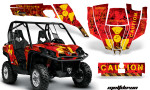 Can Am Commander AMR Graphic Kit MD YR 150x90 - Can-Am BRP Commander 800-1000 Graphics