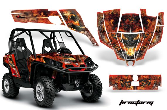 Can Am Commander AMR Graphics FS R 570x376 - Can-Am BRP Commander 800-1000 Graphics