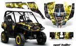 Can Am Commander AMR Graphics MH BY 150x90 - Can-Am BRP Commander 800-1000 Graphics