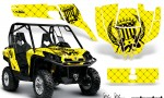 Can Am Commander AMR Graphics SSR BY 150x90 - Can-Am BRP Commander 800-1000 Graphics