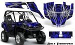 Can Am Commander CreatorX Graphics Kit Bolt Thrower Blue 150x90 - Can-Am BRP Commander 800-1000 Graphics