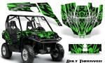 Can Am Commander CreatorX Graphics Kit Bolt Thrower Green 150x90 - Can-Am BRP Commander 800-1000 Graphics