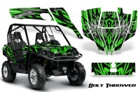 Can-Am-Commander-CreatorX-Graphics-Kit-Bolt-Thrower-Green