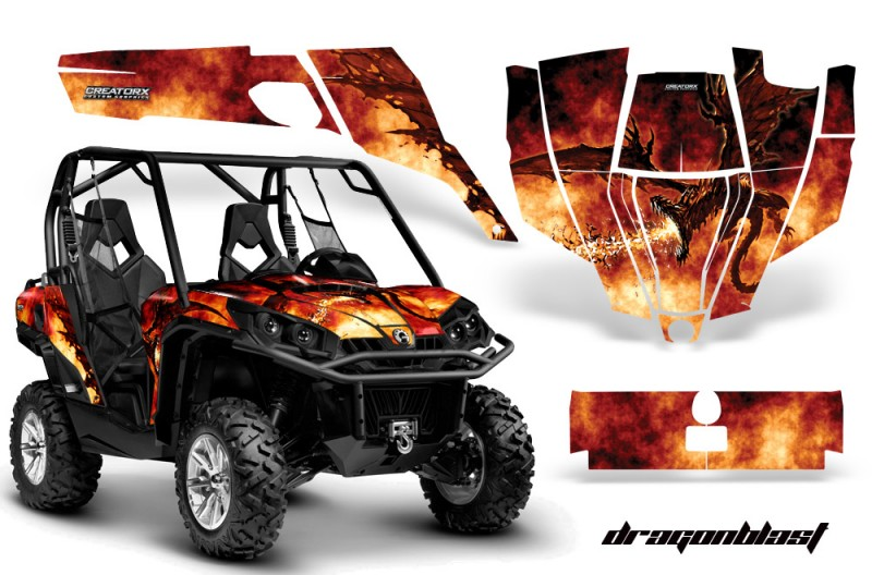 Can-Am-Commander-CreatorX-Graphics-Kit-Dragonblast
