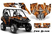 Can-Am-Commander-CreatorX-Graphics-Kit-Fire-Blade-Black-Orange-BB