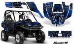 Can Am Commander CreatorX Graphics Kit SpiderX Blue 150x90 - Can-Am BRP Commander 800-1000 Graphics