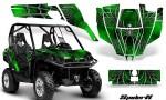 Can Am Commander CreatorX Graphics Kit SpiderX Green 150x90 - Can-Am BRP Commander 800-1000 Graphics