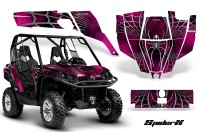 Can-Am-Commander-CreatorX-Graphics-Kit-SpiderX-Pink