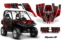 Can-Am-Commander-CreatorX-Graphics-Kit-SpiderX-Red