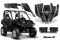 Can-Am-Commander-CreatorX-Graphics-Kit-SpiderX-Silver