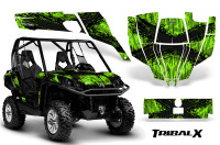 Can-Am-Commander-CreatorX-Graphics-Kit-TribalX-Black-Green