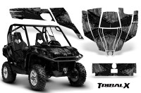 Can-Am-Commander-CreatorX-Graphics-Kit-TribalX-Black-Silver