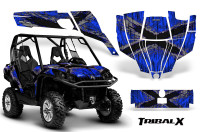 Can-Am-Commander-CreatorX-Graphics-Kit-TribalX-Silver-Blue