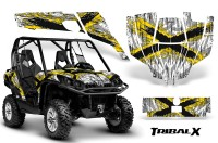 Can-Am-Commander-CreatorX-Graphics-Kit-TribalX-Yellow-White-BB