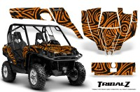 Can-Am-Commander-CreatorX-Graphics-Kit-TribalZ-Orange