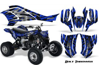 Can Am DS450 CreatorX Graphics Kit Bolt Thrower Blue 320x211 - Can-Am DS450 EFI Graphics