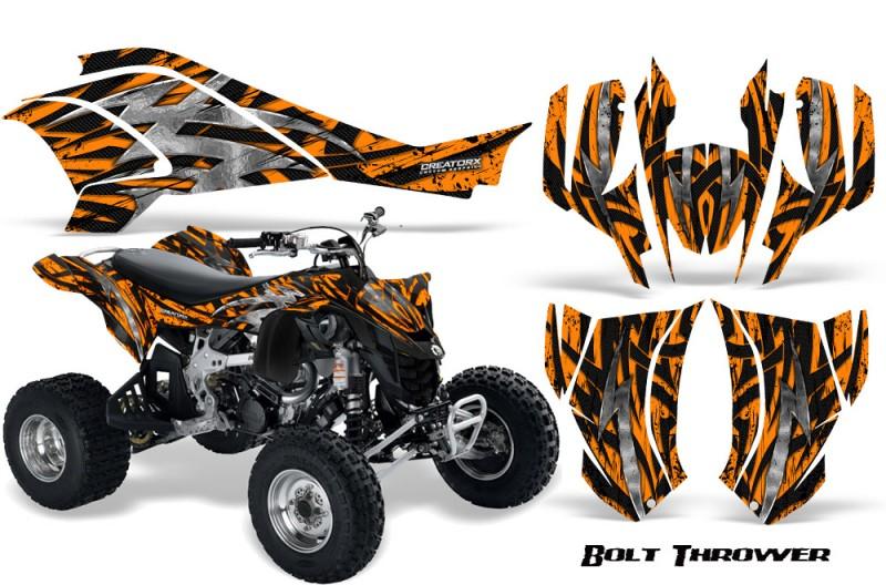 Can-Am-DS450-CreatorX-Graphics-Kit-Bolt-Thrower-Orange