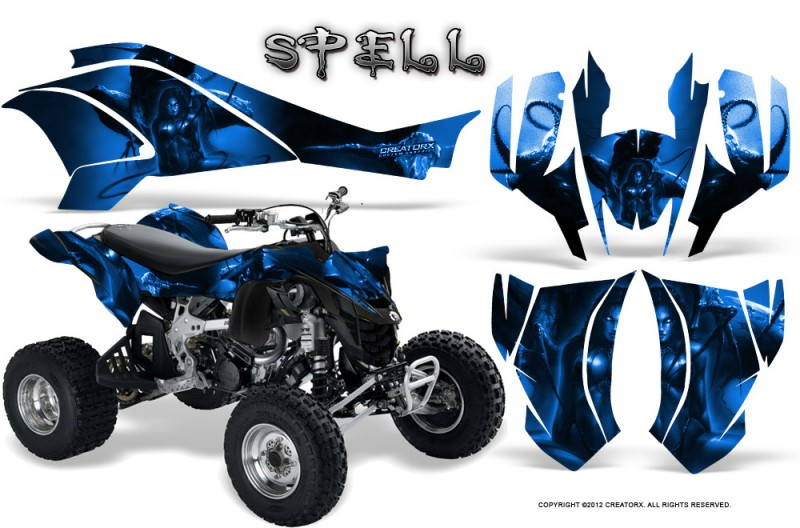 Can-Am-DS450-CreatorX-Graphics-Kit-Spell-Blue