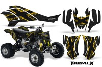 Can-Am-DS450-CreatorX-Graphics-Kit-TribalX-Yellow-Black-BB