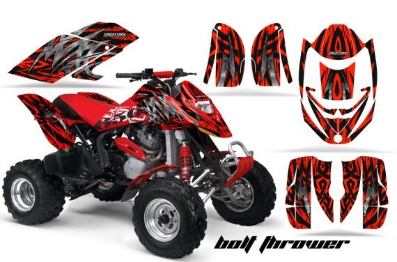 Can Am DS650 CreatorX Graphics Kit Bolt Thrower Red RB 570x376 - Can-Am DS650 Graphics