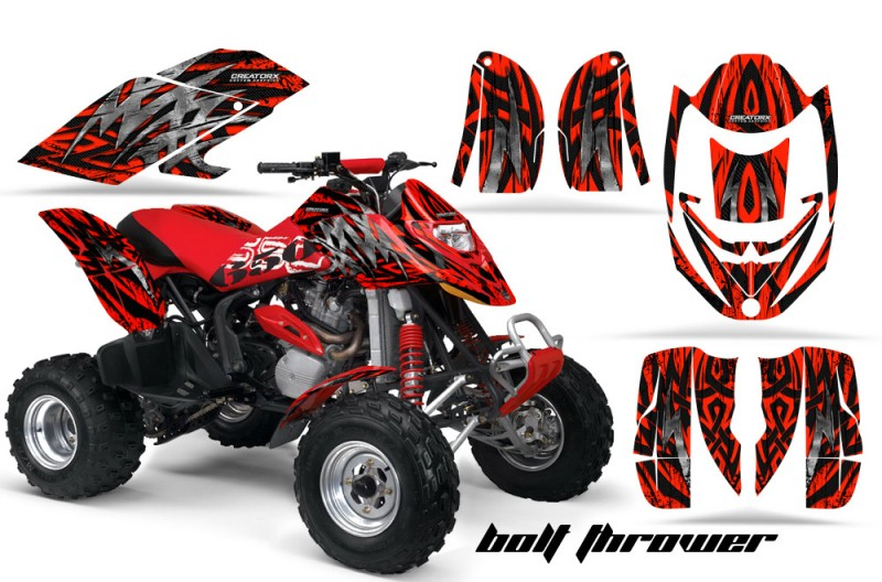 Can-Am-DS650-CreatorX-Graphics-Kit-Bolt-Thrower-Red-RB