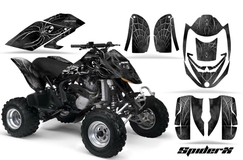 Can-Am-DS650-CreatorX-Graphics-Kit-SpiderX-Silver