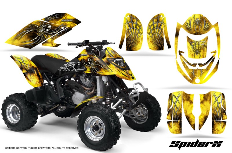 Can-Am-DS650-CreatorX-Graphics-Kit-SpiderX-Yellow-BB