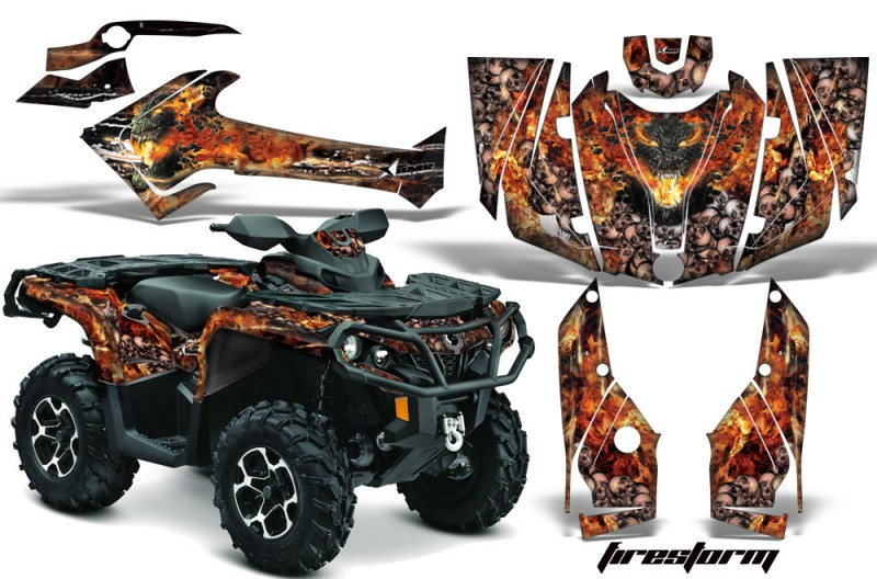 Can-Am-Outlander-1000-2012-AMR-Graphics-Kit-FS-K