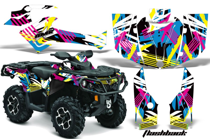 Can-Am-Outlander-1000-2012-AMR-Graphics-Kit-Flashback