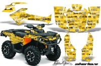 Can-Am-Outlander-1000-2012-AMR-Graphics-Kit-KY-SSH