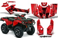 Can-Am-Outlander-1000-2012-AMR-Graphics-Kit-R-MELTDOWN