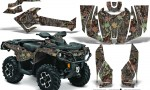 Can Am Outlander 1000 2012 AMR Graphics Kit Real Camo1 150x90 - Can-Am Outlander 500-650-800-1000 XMR-MAX XT XT-P DPS SST G2 2013-2021 Graphics