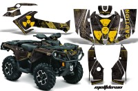 Can-Am-Outlander-1000-2012-AMR-Graphics-Kit-YK-MELTDOWN