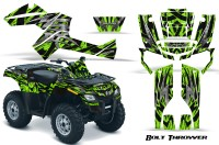 Can-Am-Outlander-800-CreatorX-Graphics-Kit-Bolt-Thrower-Green