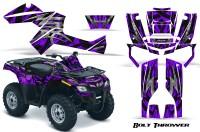 Can-Am-Outlander-800-CreatorX-Graphics-Kit-Bolt-Thrower-Purple