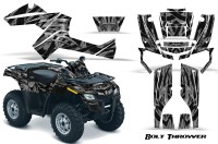 Can-Am-Outlander-800-CreatorX-Graphics-Kit-Bolt-Thrower-Silver