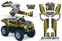 Can-Am-Outlander-800-CreatorX-Graphics-Kit-Danger-Zone-Yellow