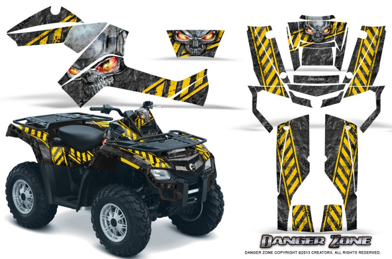 Can-Am-Outlander-800-CreatorX-Graphics-Kit-Danger-Zone-Yellow-BB