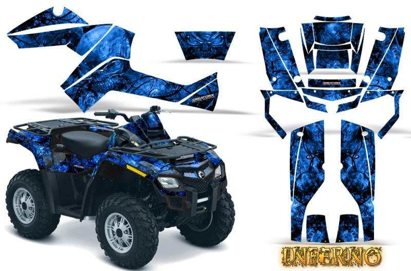 Can-Am-Outlander-800-CreatorX-Graphics-Kit-Inferno-Blue